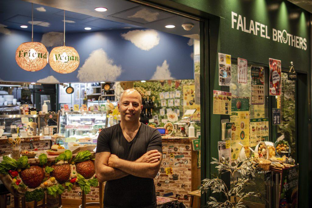 Falafel Brothers 渋谷パルコ店