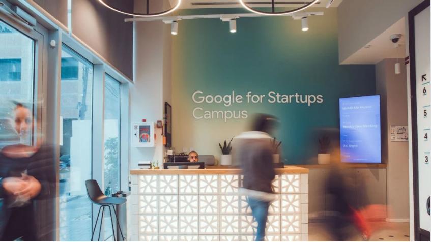 Google for Startupsオフィス