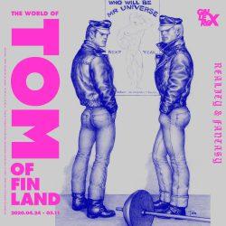イスラエル出身シャイ・オハヨン氏がキュレーションを務める、ゲイ・カルチャーのアイコン的存在「Tom of Finland」日本初個展が9月18日より渋谷で開催