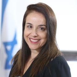 日本 – イスラエル関係の未来を変えた<br>一人のイスラエル人女性