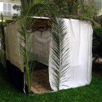 最も愛されるユダヤ祝日の一つ「スコット」に建てられる仮小屋「スッカ」とは?