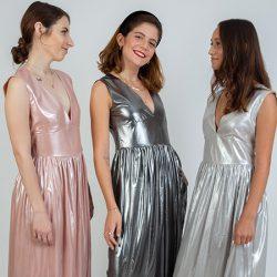 コロナ禍におけるファッションデザイナーの困難を解決するため起業した二人の女性
