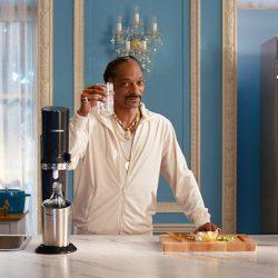 イスラエル発のソーダストリームが世界で最も有名なラッパーの一人Snoop Doggとの初コラボ!