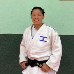 イスラエル柔道女子ナショナルチームを指導する日本人柔道家