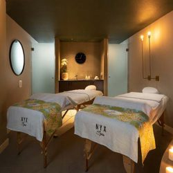 イスラエル・ヘルズリヤに位置するNYXホテルでラグジュアリーなスパ体験