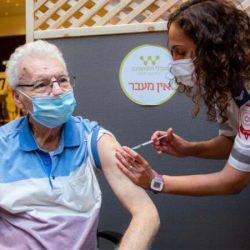 イスラエルの介護施設で働く全従業員にワクチン接種実施