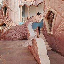ネオット・セマダー キブツ – 砂漠の真ん中に位置する芸術の街