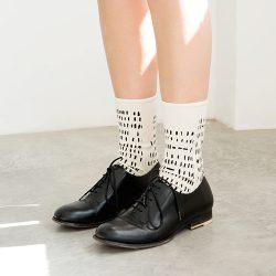 靴下 ドロップ