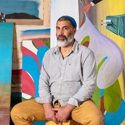 想像から創造へ。精神的なものである思考を、物理的なものへと変換させるイスラエル出身アーティスト