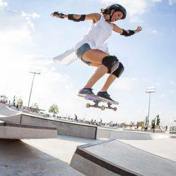 イスラエルで女性のスケートボード界進出をサポートするエルサレム・スケーター・ガールズ
