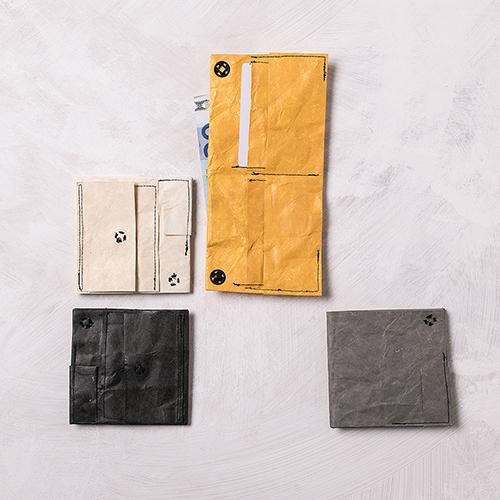 折り紙財布/Maayan Gutfeld Studio