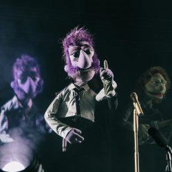 バンドメンバーはすべて人形!イスラエルの有名ミュージシャンとコラボレーションを行う人形バンド「レッドバンド」
