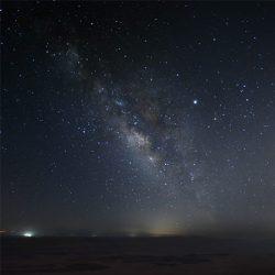 イスラエルのネゲヴ砂漠にある星の町、ミツペラモンで絶景と満天の星空を楽しむ
