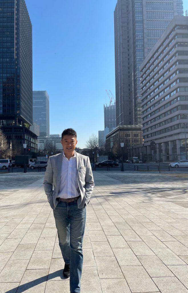 ベアーレ・コンサルティング株式会社 代表取締役 平野貴之氏