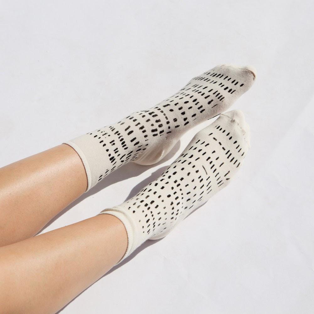 マーヤン・グットフェルドの靴下