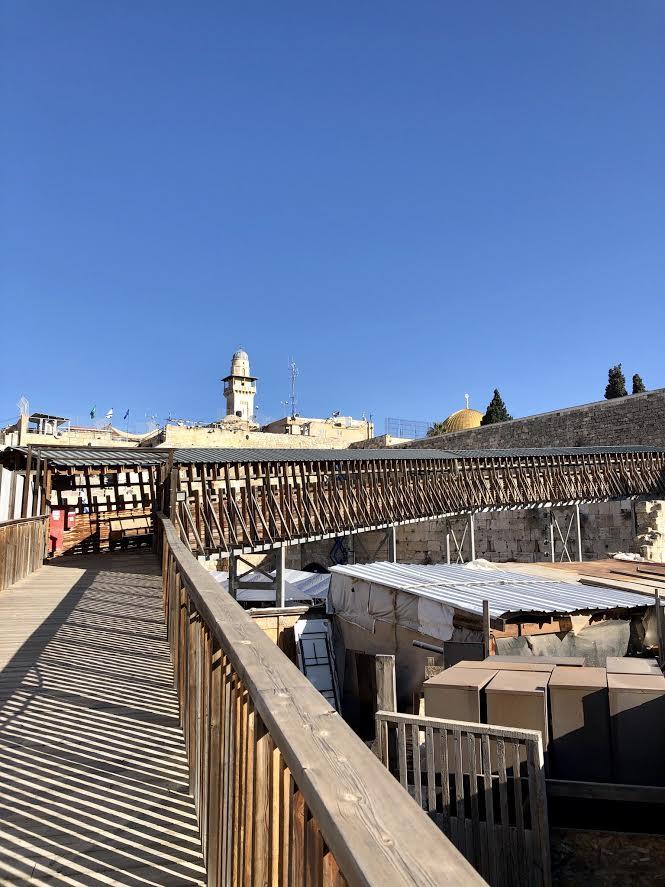 エルサレムの景色