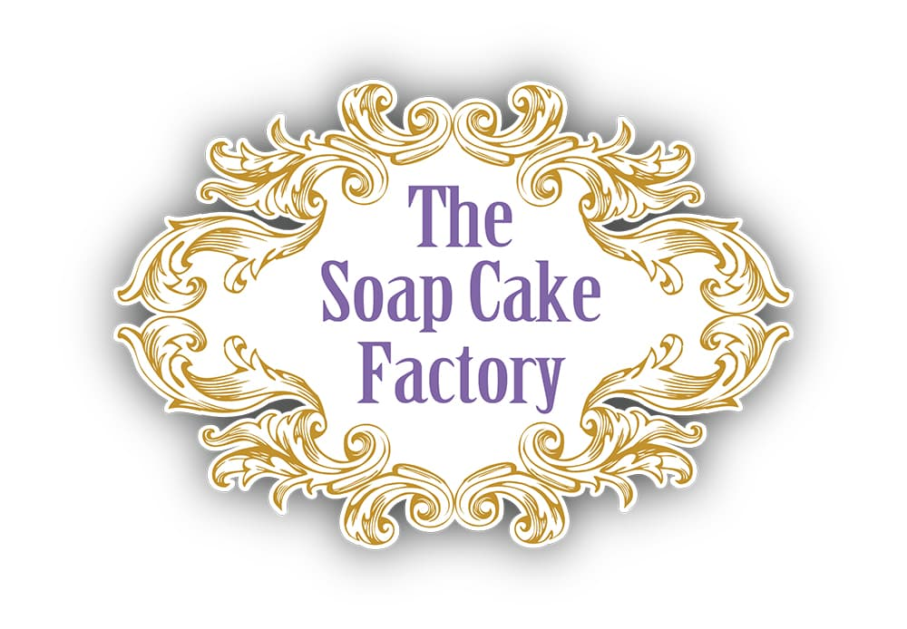 the soap cake factoryロゴ