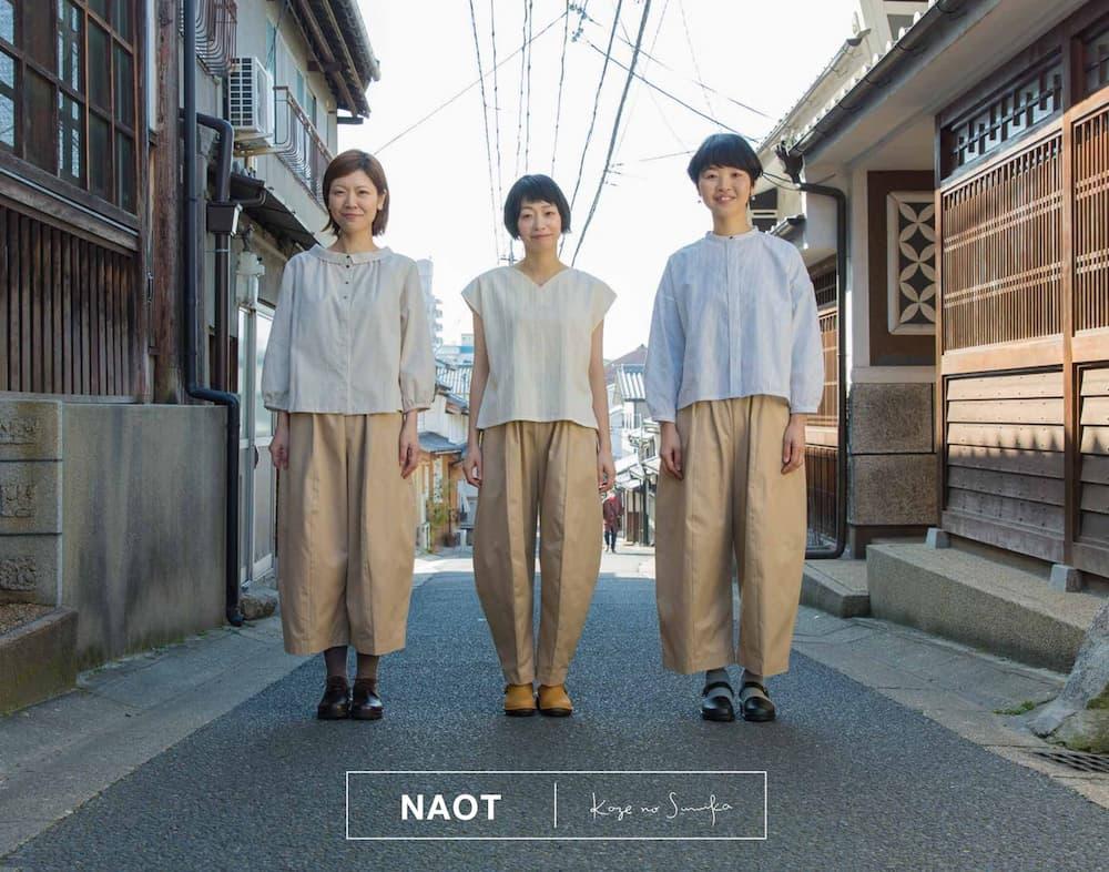 奈良 蔦屋書店 では、2021年4月27日(火)~5月23日(日)の期間、『NAOTの「靴」と風の栖の「洋服」の販売会』を開催