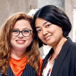 イスラエルと日本の二人の女性リーダーに訊く、男性優位の世界で働く女性に対する課題とアドバイス