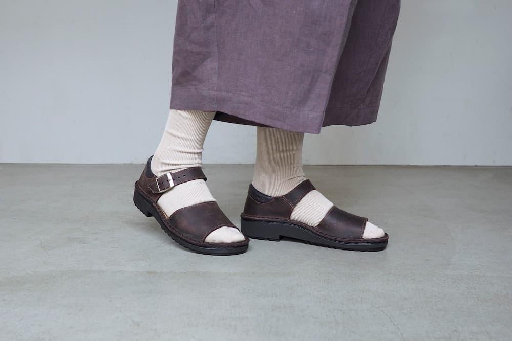 イスラエル発の革靴ブランド「NAOT(ナオト)」