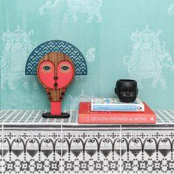 インテリアにアートを取り入れておしゃれな部屋へ!部屋のアクセントにおすすめの「UMASQU」