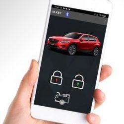 車の運転に鍵が不要な時代に!イスラエル発の仮想自動車キー「Mobile-Key」
