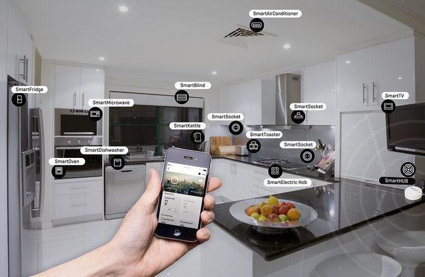 IoTを説明する写真