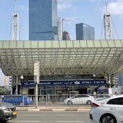 ハ・シャローム駅から徒歩圏内の街歩き!イスラエル・テルアビブ半日街歩きモデルコース