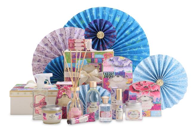 SABON(サボン)限定コレクション『TOKYO Limited Collection』
