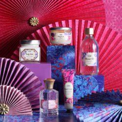サボンから日本の古今の融合を表現した限定コレクションが登場
