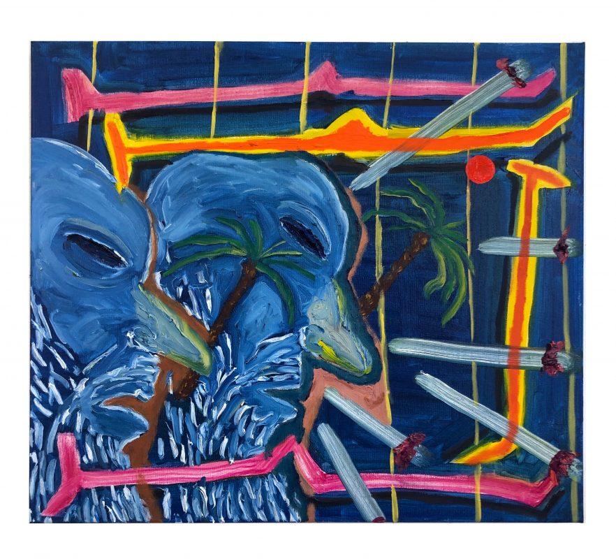 イスラエルアーティストShai Yahezkelliの作品