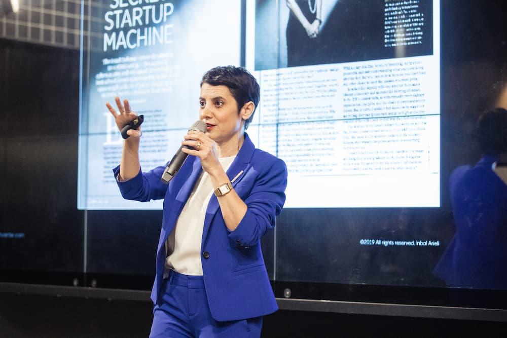 """起業家精神のルーツ CHUTZPAH(フツパ)―イスラエル流""""やり抜く力""""の源を探るの著者インバル・アリエリ"""