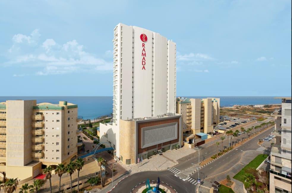クファール・ハヤムに位置するラマダホテル