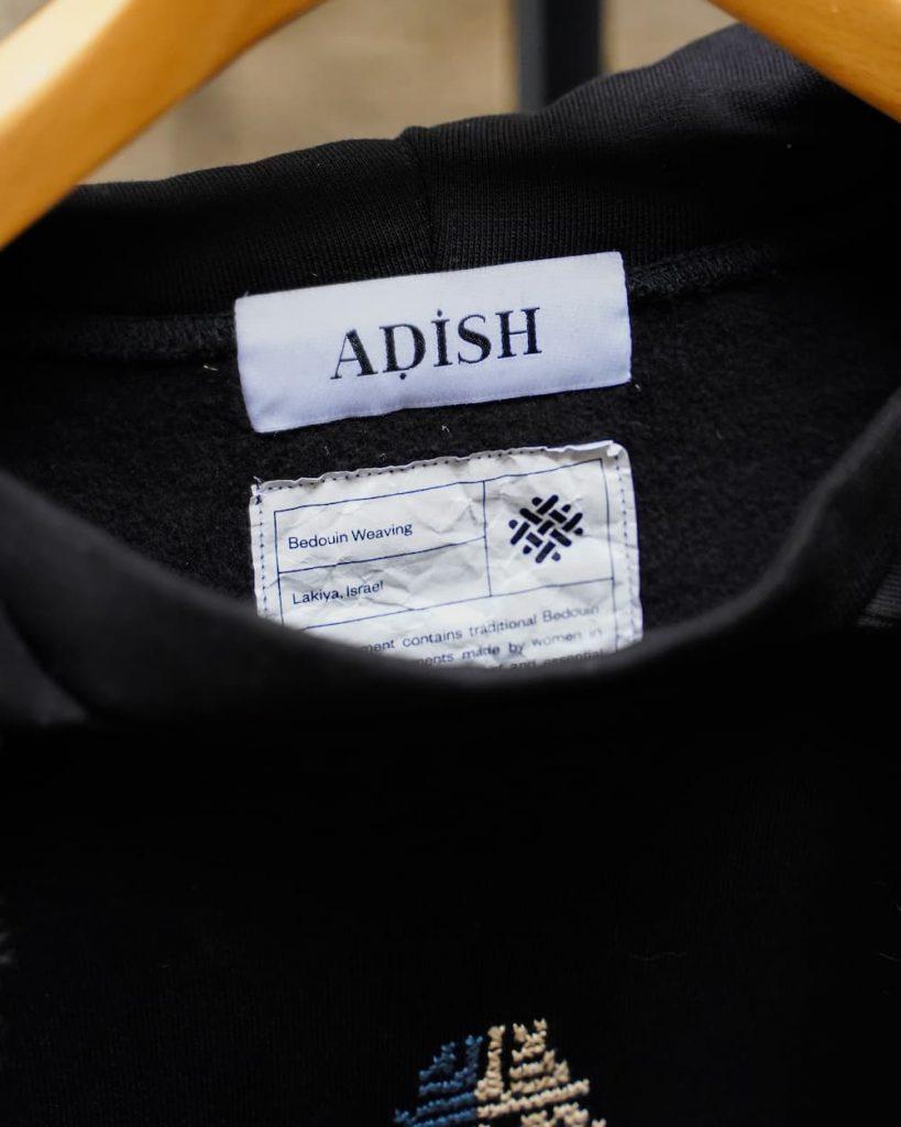 イスラエル発ファッションブランド「ADISHアディッシュ」の洋服