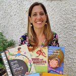 子どもたちの夢を描く絵本イラストレーター、シルリー・ワイスマン