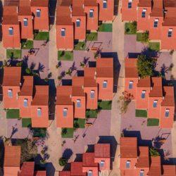 空から見たイスラエルの美しいドローンショット13選